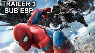 Trailer Internacional #3 Subtitulado Spider-Man: De Regreso A Casa