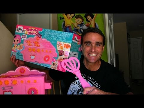 How To Use LalaLoopsy Baking Oven +  Unboxing!    Girls Toy Reviews    Konas2002