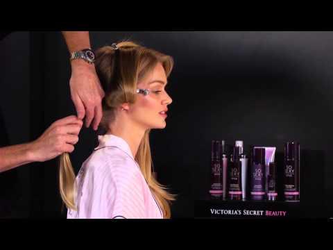 Get the Look:  Victoria's Secret Fashion Show Runway Hair