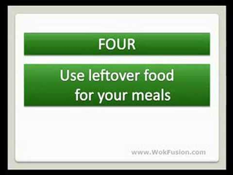 How to Make Fast Chinese Food Easy?