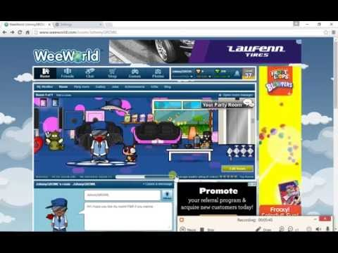 WeeWorld 2011 Account **FOR SALE** STILL ACTIVE (as of 2016)READ DESCRIPTION!!!