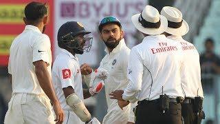 Virat Kohli, Mohammed Shami Angry as Niroshan Dickwella Wastes Time