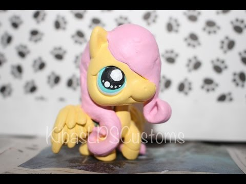 All My LPS Customs #1-33