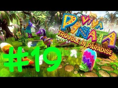 Viva Piñata : Pagaille au paradis - épisode 19 [Xbox 360] Walkthrough HD Français
