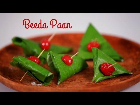 Beeda Paan | पान  | Preetha Srinivasan