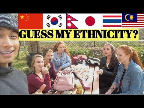 GUESS MY NATIONALITY? China Japan Philippines Vietnam Hong Kong Thailand Singapore Korea Nepal Taiwa
