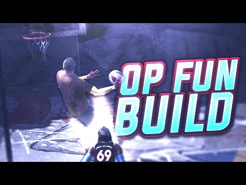 The Most OverPowered Build In NBA 2K18