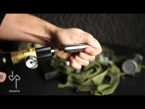 Rechargeable 12g Co2 Cylinder