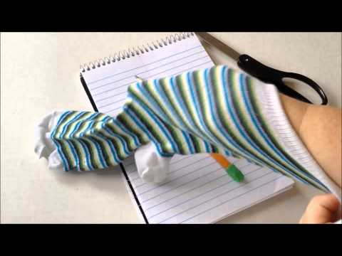 How to Teach Proper Pencil Grip to Kids {The Sock Method}