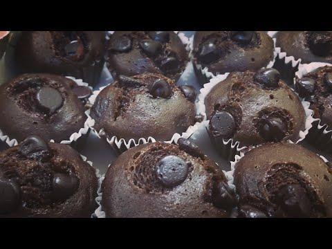 No Bake Chocolate Chip Muffins | NoBake TV