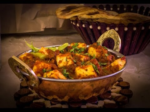 Butter Paneer Masala | Dhaba Style Recipe