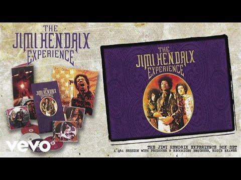 Jimi Hendrix Experience Box Set - Q&A with Eddie Kramer: Pt. 1