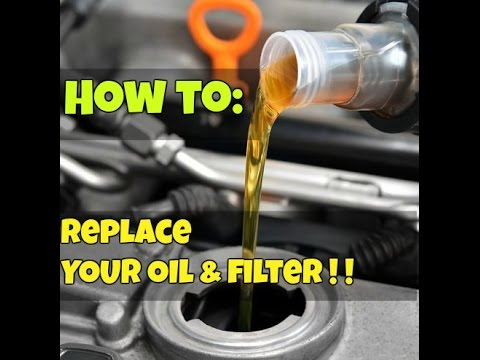 HOW TO: ENGINE OIL & FILTER CHANGE on a Toyota Yaris!! SAVE £££`s & DIY