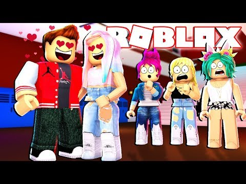 SHE FELL IN LOVE WITH THE BULLY | Roblox