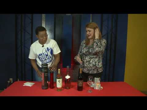 FOX 2 9AM NATIONAL WINE DAY WITH STL WINE GIRL