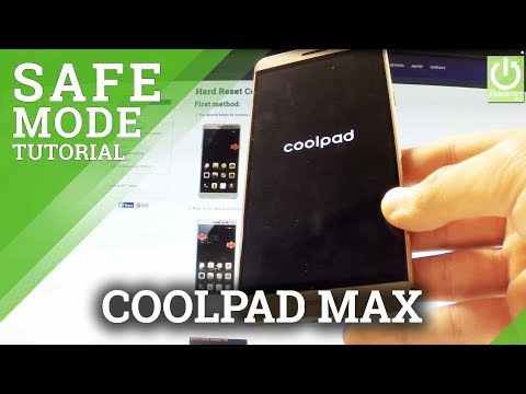 How to Enter Safe Mode on CoolPAD Max - Quit Safe Mode