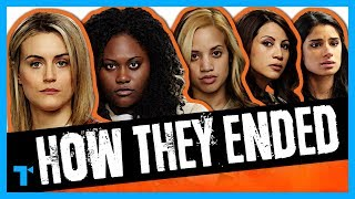 Orange is the New Black Ending Explained: Piper, Taystee, Daya, Maritza and Aleida