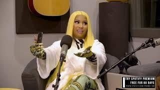 The Joe Budden Podcast Goes To Nicki Minaj