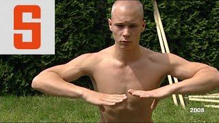Der deutsche Bruce Lee: vom Shaolin-Mönch zum Kraftsportler (GESPIEGELT)