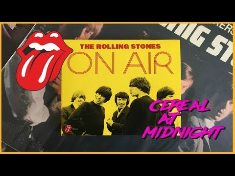 Rolling Stones: ON AIR Review - Live at the BBC & The Down Side of Physical Media (CD, Vinyl)