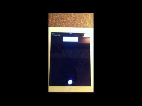 iPad 2 running Siri Proxy