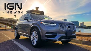 Uber Stops Tests for Self-Driving Car After Fatality - IGN News