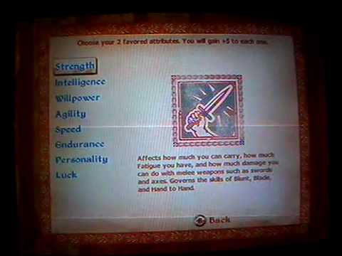 Unlimited level ups on Oblivion for Xbox360 IT WORKS - READ DESCRIPTION