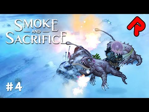 Hunting Moles for THE RESISTANCE!   Smoke and Sacrifice gameplay ep 4