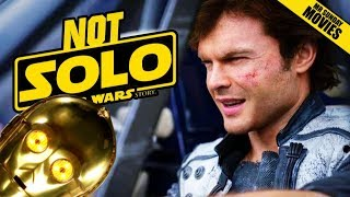Not Solo A Star Wars Story - Caravan Of Garbage