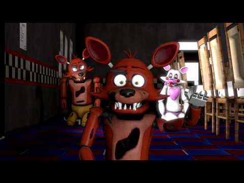 [SFM FNAF] Foxy's Family: Give Me A Break