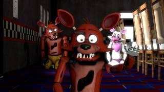 [SFM FNAF] Foxy's Family: Give Me A Break