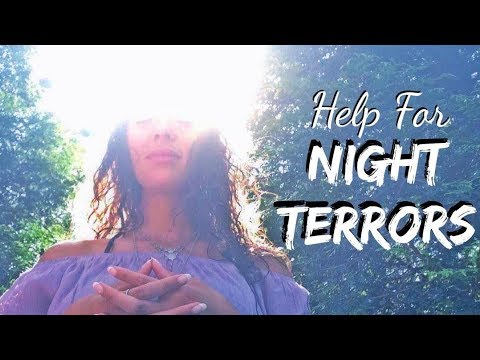 Help for Night Terrors