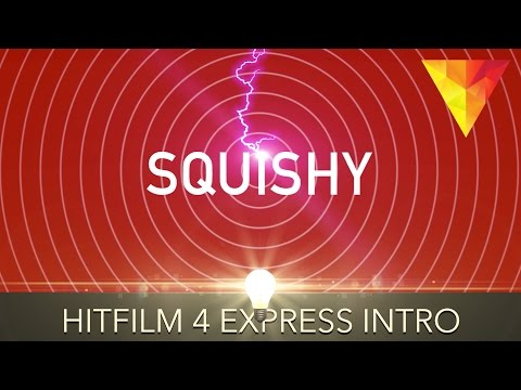 How to make an Intro in Hitfilm 4 Express!
