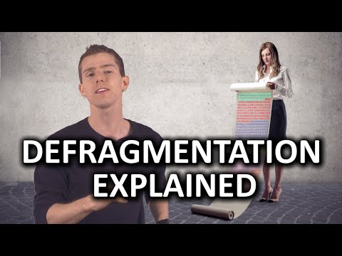 Disk Defragmentation &  Drive Optimization as Fast As Possible