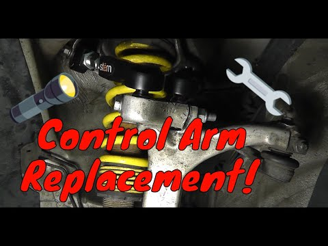 Audi Control Arm Replacement (Stern/SPC)