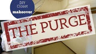 Download Closet Organization + DIY Makeover - Part 2 Video