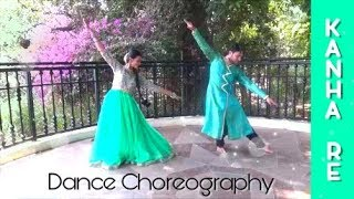 Kanha Re Dance Choreography | Neeti Mohan | Shakti Mohan | Mukti Mohan