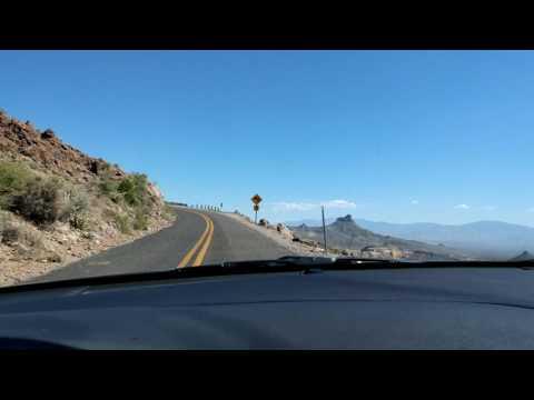 Route 66 / Arizona Scenic Mountain Pass