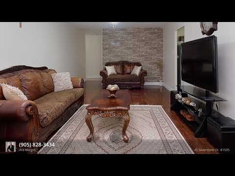 Home for sale at 45 Silverstone Dr. #1505, Etobicoke, ON