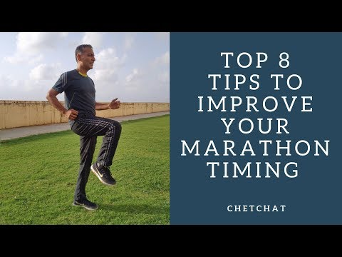 Best Marathon Training Tips for Beginners | How To Train For A Marathon | #ChetChat