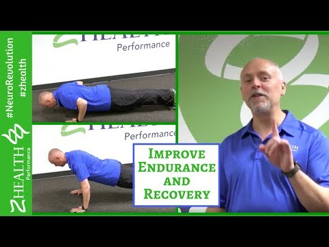 Improve Endurance and Recovery