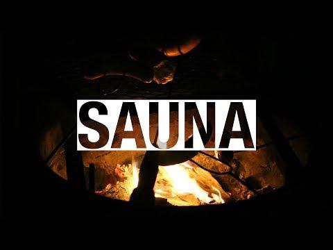 Lukas in Finland [4] Sauna