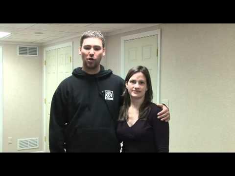 Jeff & Heather: Total Basement Finishing Customers