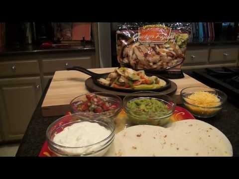 Chicken Breast Fajita Tacos Recipe