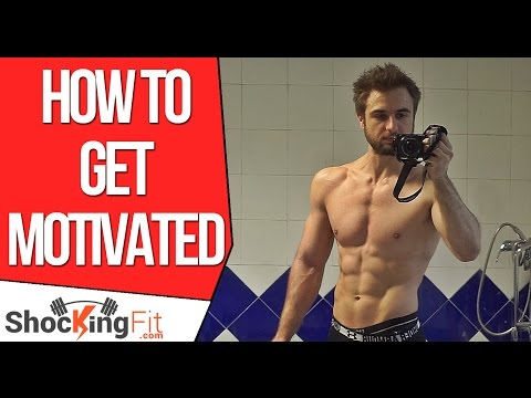 How To Get Motivated To Exercise (Emotional Leverage + My Personal Motivation List)