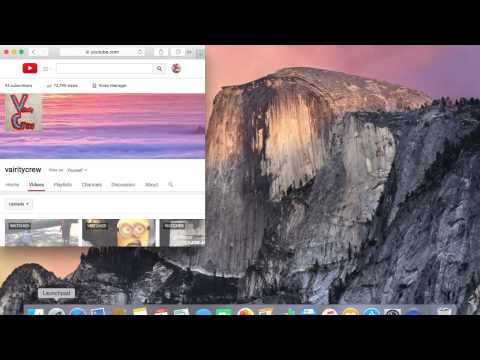 How to screen record with audio on MacBook Pro