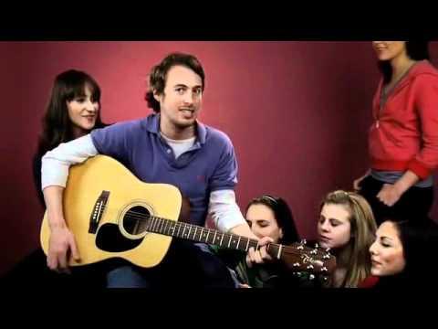 College Humor - Учимся играть на гитаре - 1