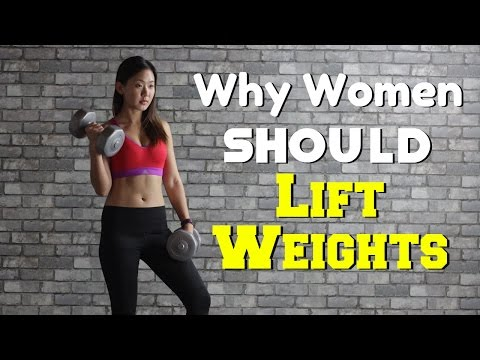 Why Women Should Lift Weights 💪 | Lose Weight, Tone Up | Joanna Soh