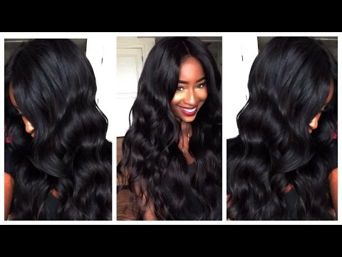 LIT! Brazilian Body wave- MS HERE hair (Aliexpress) 1 MONTH REVIEW
