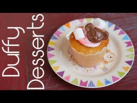 Duffy Desserts and Souvenir Dishes | Tokyo DisneySea Snack Attack